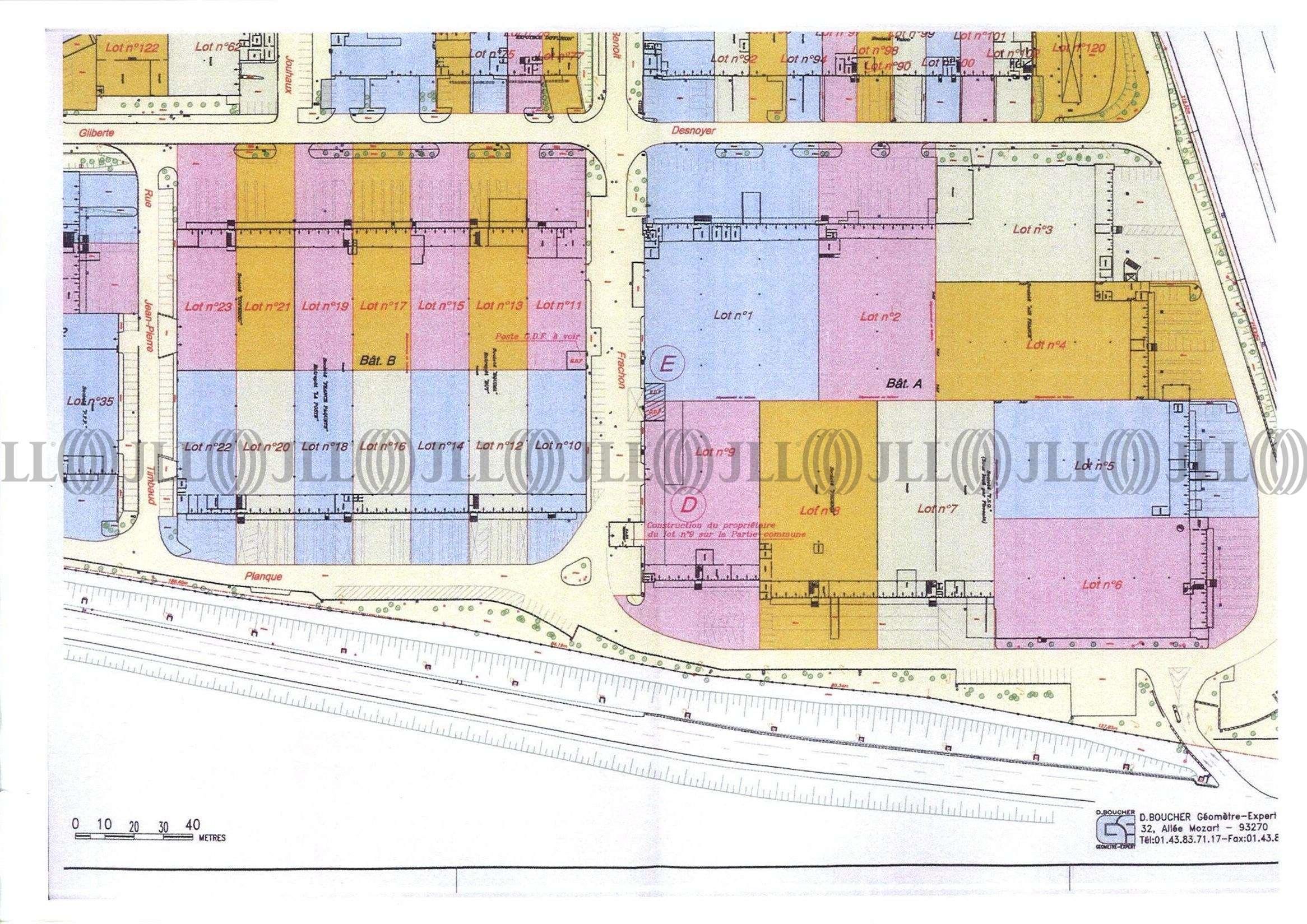 Activités/entrepôt Aulnay sous bois, 93600 - 18 RUE LEON JOUHAUX - 9463928