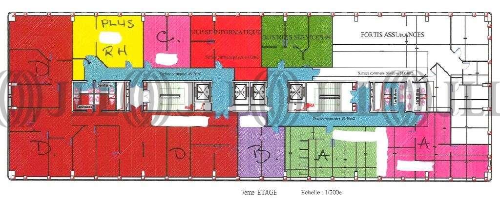 Bureaux Thiais, 94320 - TOUR EUROPA - BELLE EPINE - 9449567