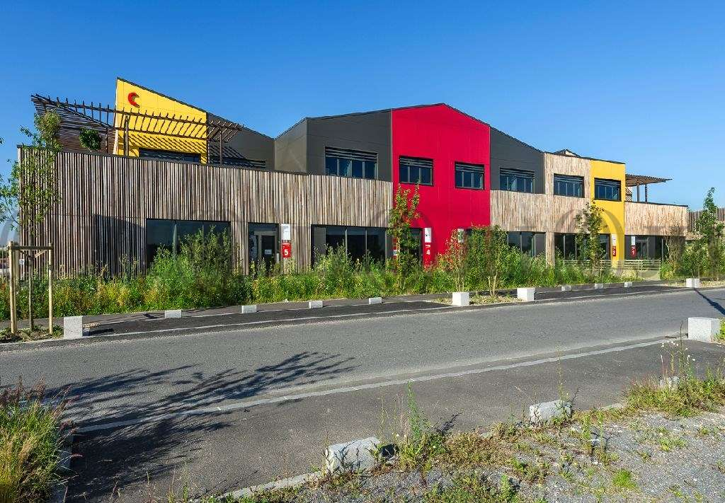 Activités/entrepôt Cormeilles en parisis, 95240 - ZAC DES BOIS ROCHEFORT - 9463699