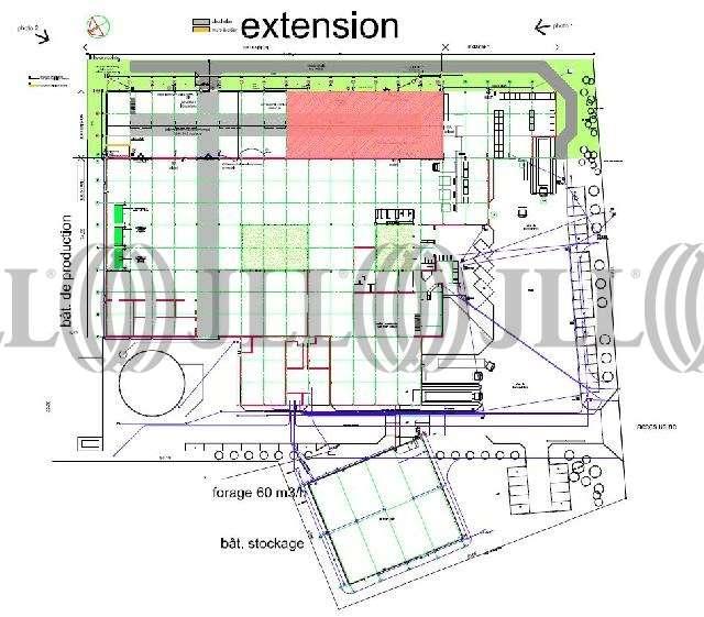 Activités/entrepôt Blyes, 01150 - Location entrepot Ain (01) - Proche Lyon - 9454001