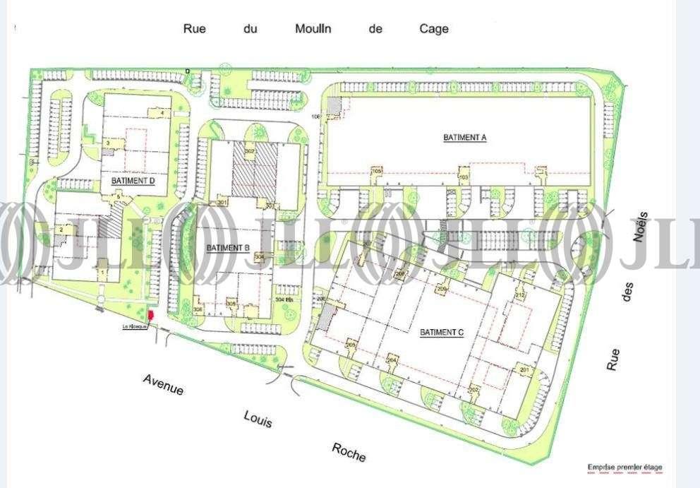 Activités/entrepôt Gennevilliers, 92230 - PARC LOUIS ROCHE - 9464755