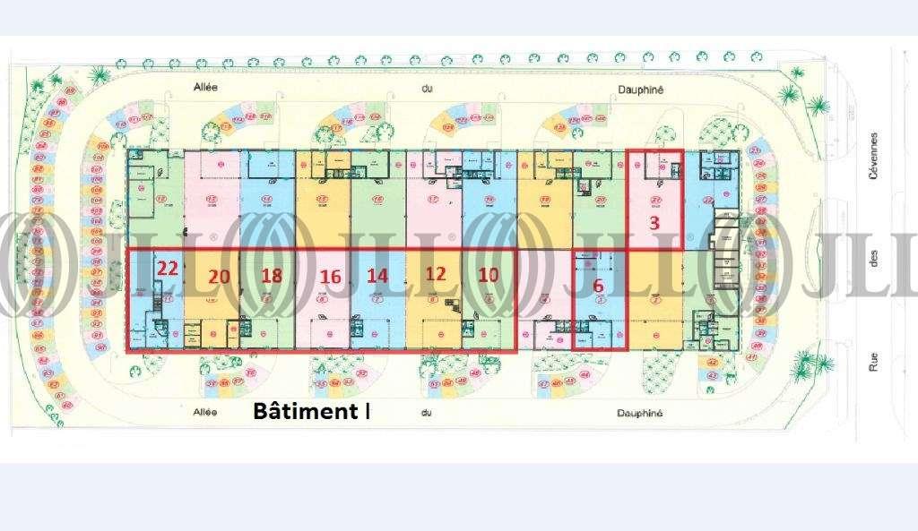 Activités/entrepôt Lisses, 91090 - ZI PETITE MONTAGNE SUD - 9464077