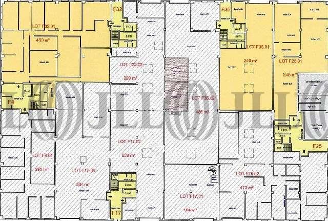 Activités/entrepôt St quentin fallavier, 38070 - Swen Parc - Parc d'activité à louer - 9452905