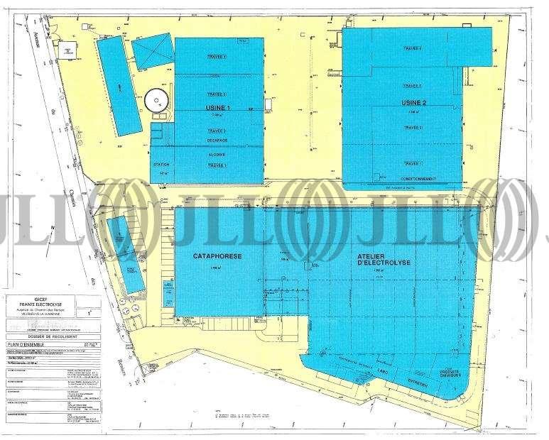 Activités/entrepôt Villeneuve la garenne, 92390 - 23 AVENUE DU CHEMIN DES RENIERS - 9473967