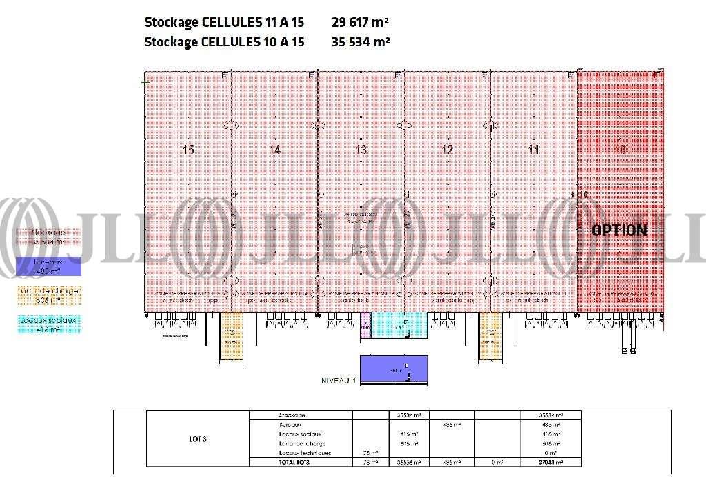 Plateformes logistiques Reau, 77550 - IDF SUD / POLE DE SENART - 9453363