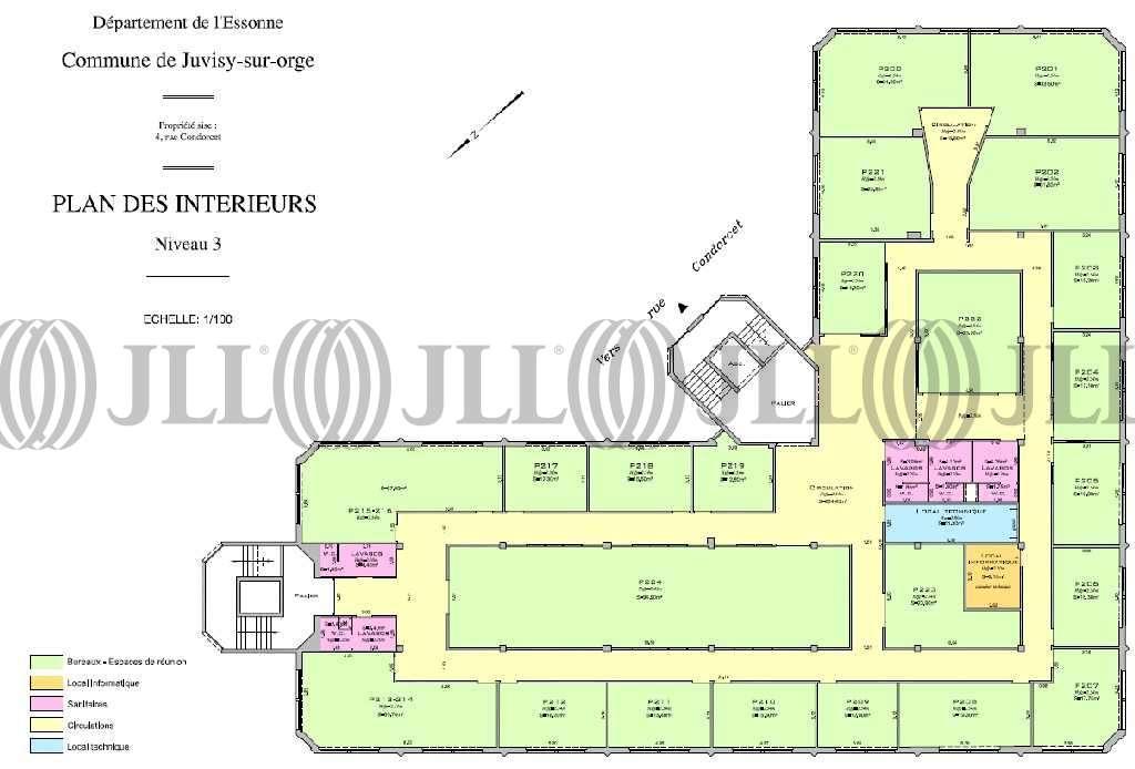 Bureaux Juvisy sur orge, 91260 - CENTRE HOCHE - 9462351
