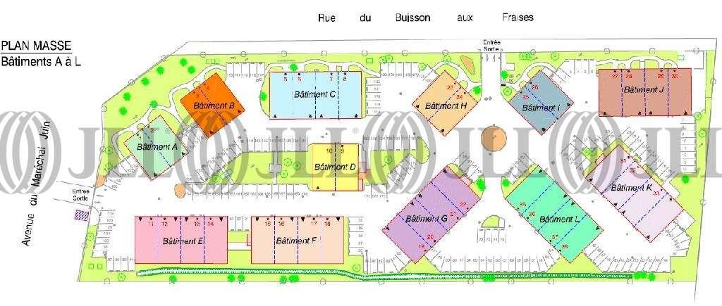 Activités/entrepôt Massy, 91300 - PARC DU BUISSON AUX FRAISES 2 - 9464083