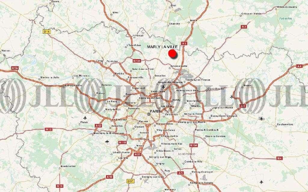 Plateformes logistiques Marly la ville, 95670 - DC1 - 9459380