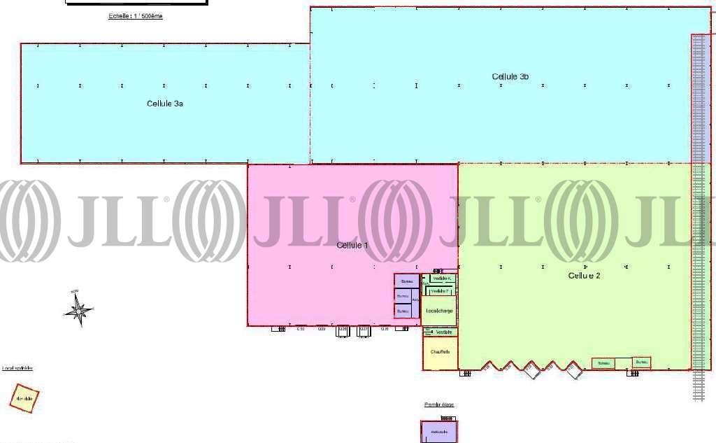 Plateformes logistiques Fleury les aubrais, 45400 -  RUE FREDERIC ET IRENE JOLIOT CURIE - 9474903