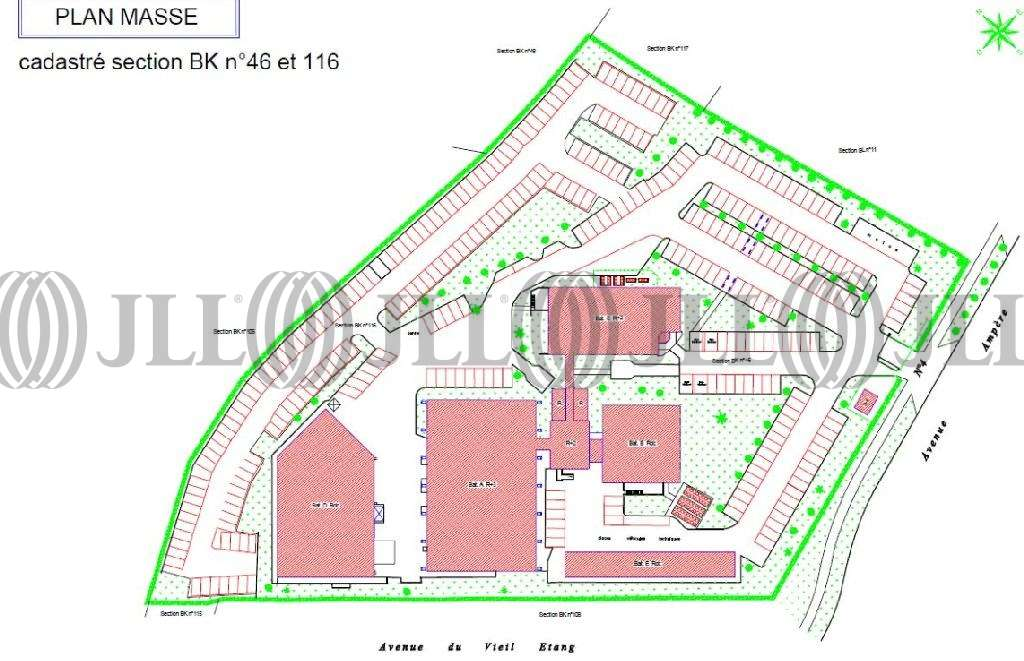 Bureaux Montigny le bretonneux, 78180 - 4 AVENUE AMPERE - 9462125
