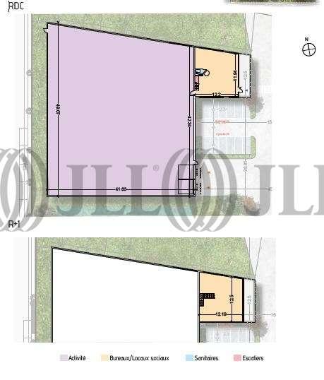 Activités/entrepôt Cormeilles en parisis, 95240 - ZAC DES BOIS ROCHEFORT - CORMEILLES 5 - 9478046
