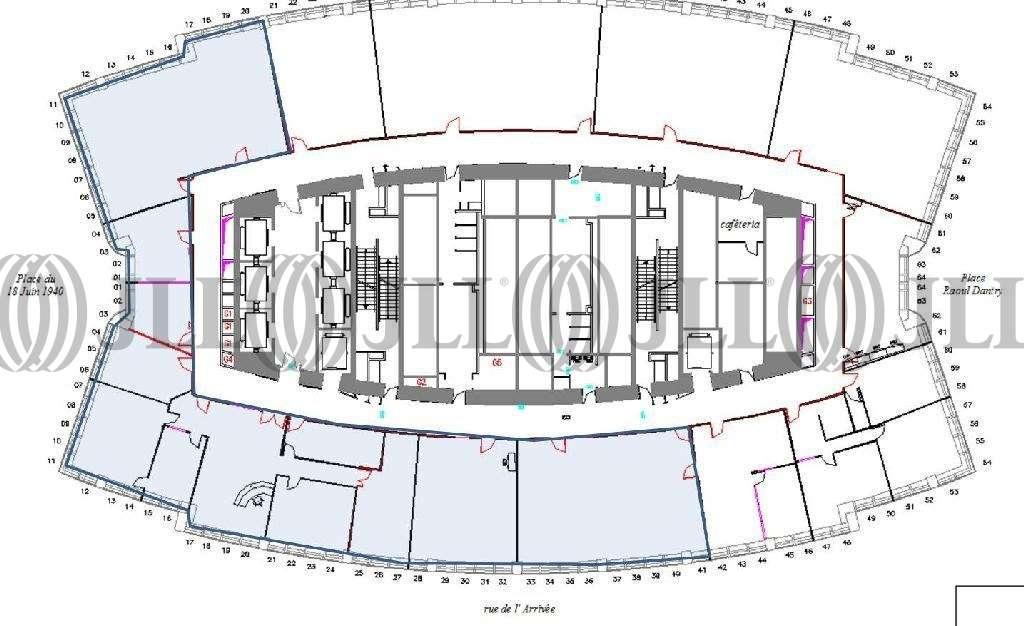 Bureaux Paris, 75015 - TOUR MONTPARNASSE - 9459128