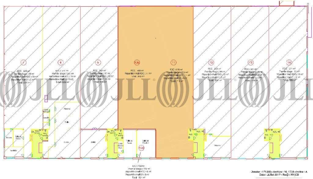 Activités/entrepôt Lisses, 91090 - PARC DU BOIS CHALAND - 9447080