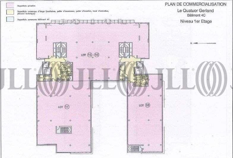 Bureaux Lyon, 69007 - QUATUOR 4C - 9453260