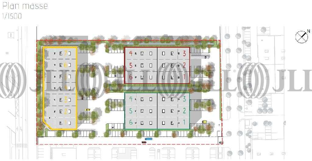 Activités/entrepôt Villebon sur yvette, 91140 - PARC DE L'ATLANTIQUE - POLARIS - 9474133
