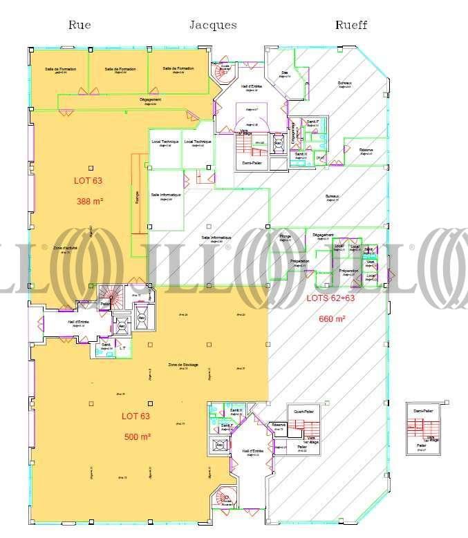 Activités/entrepôt Antony, 92160 - NOBEL - 9480353