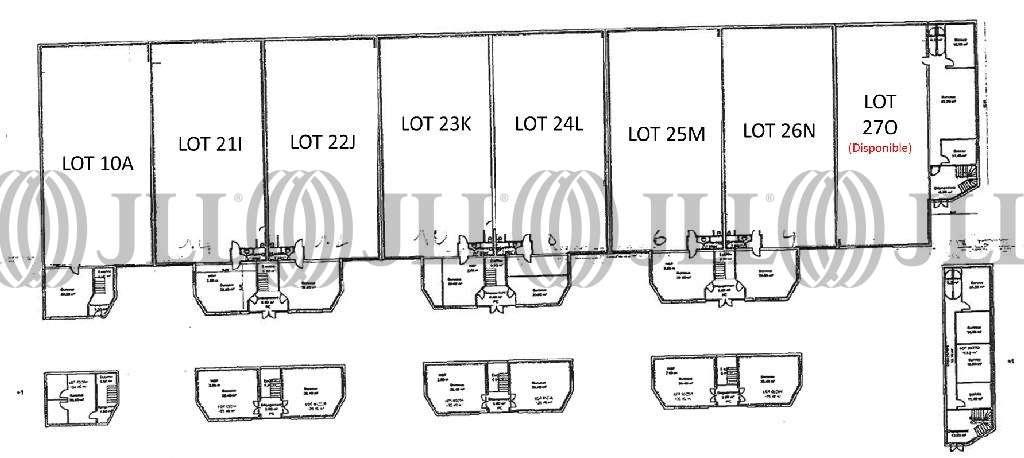 Activités/entrepôt Bondoufle, 91070 - IDF SUD / POLE EVRY BONDOUFLE - 9480668