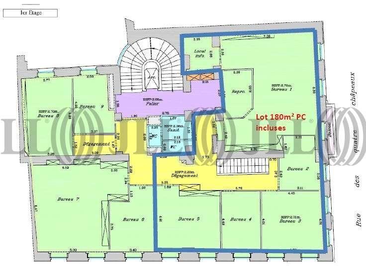 Bureaux Lyon, 69002 - CORDELIERS BUILDING - 9481305