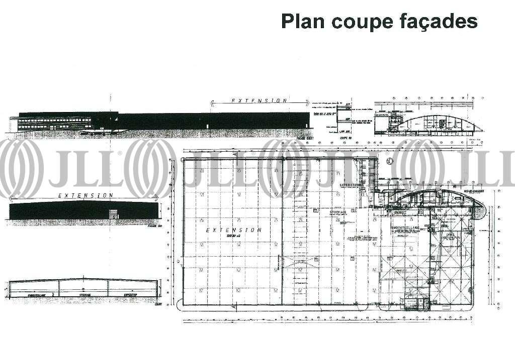 Activités/entrepôt Belleville, 69220 - Location entrepôt Belleville - Rhône - 9481557