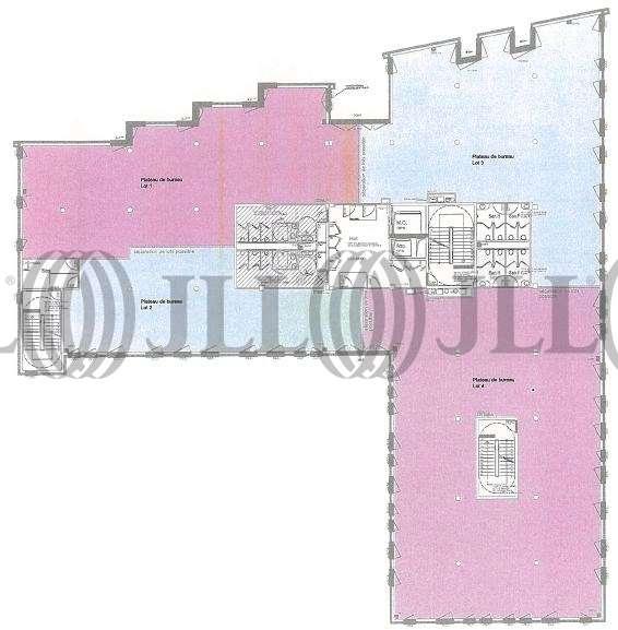 Bureaux Villeurbanne, 69100 - L ECHO - 9485624