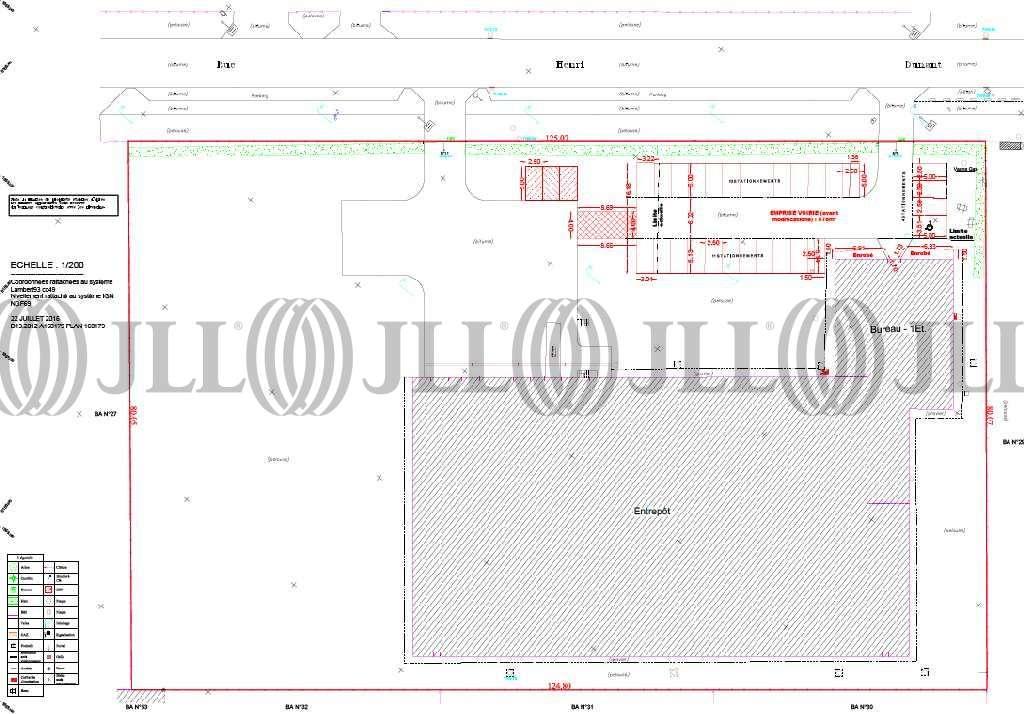 Activités/entrepôt Bondoufle, 91070 - 9 RUE HENRI DUNANT - 9486443