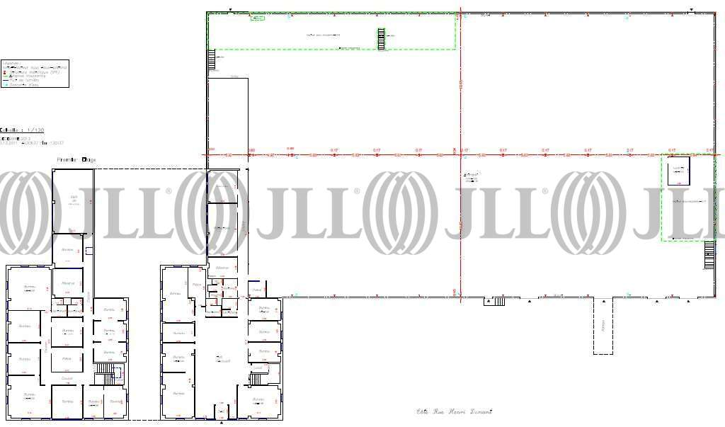 Activités/entrepôt Bondoufle, 91070 - 9 RUE HENRI DUNANT - 9486444