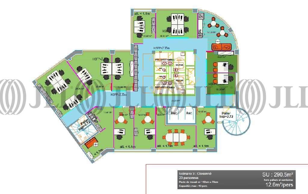 Bureaux Issy les moulineaux, 92130 - AXE SEINE - 9488021