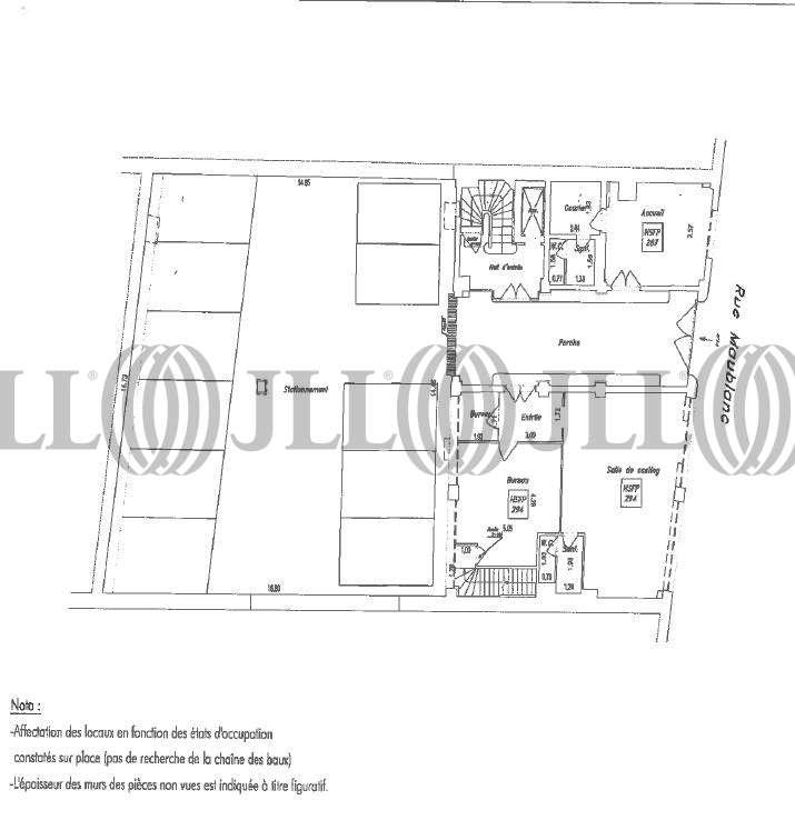 Bureaux Paris, 75015 - 14 RUE MAUBLANC - 9492307