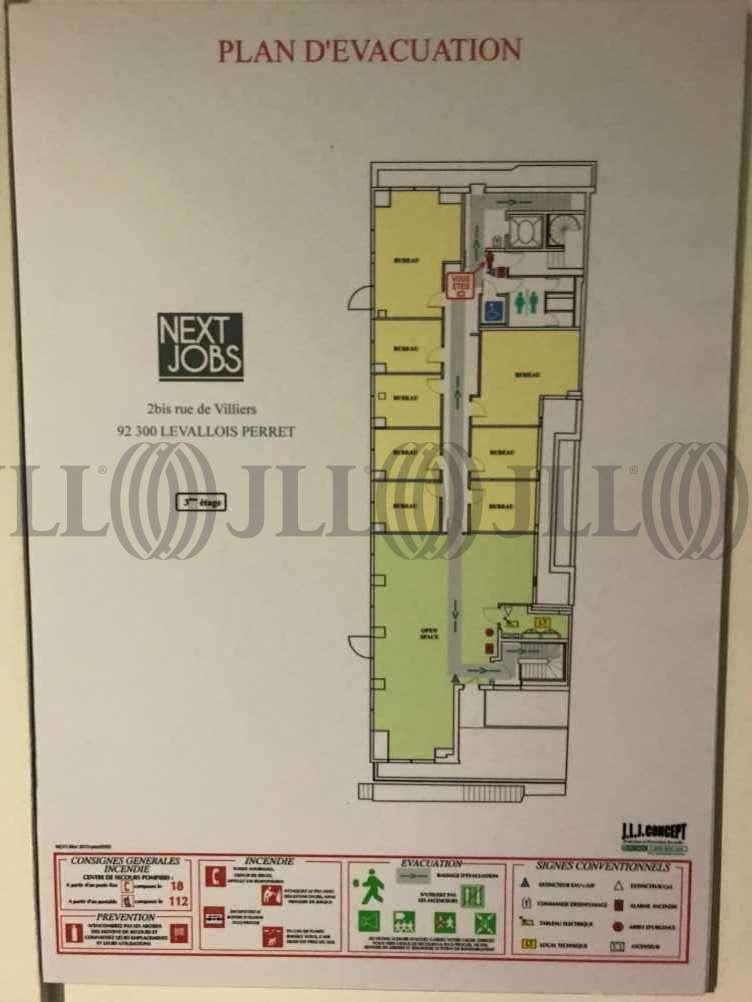 Bureaux Levallois perret, 92300 - 2BIS RUE DE VILLIERS - 9493794