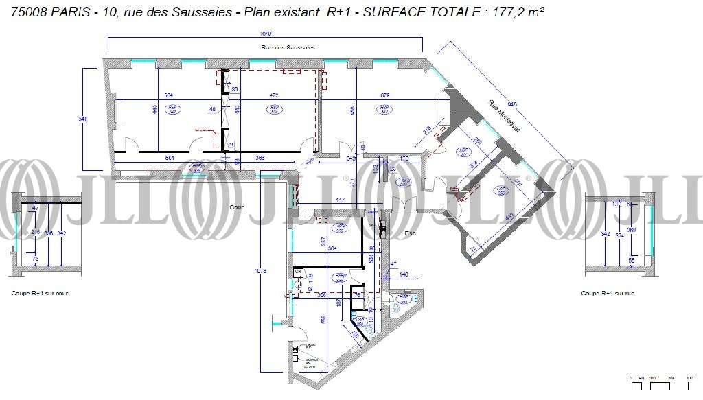 Bureaux Paris, 75008 - 10 RUE DES SAUSSAIES - 9493796