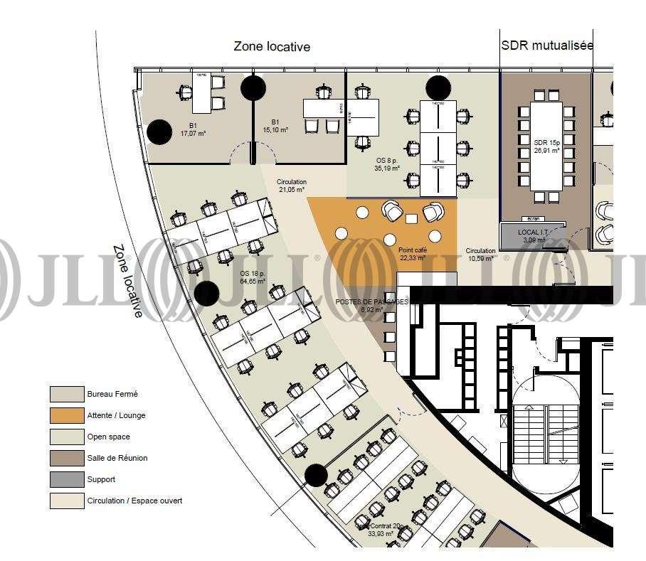 Bureaux Courbevoie, 92400 - CBX - 9501750