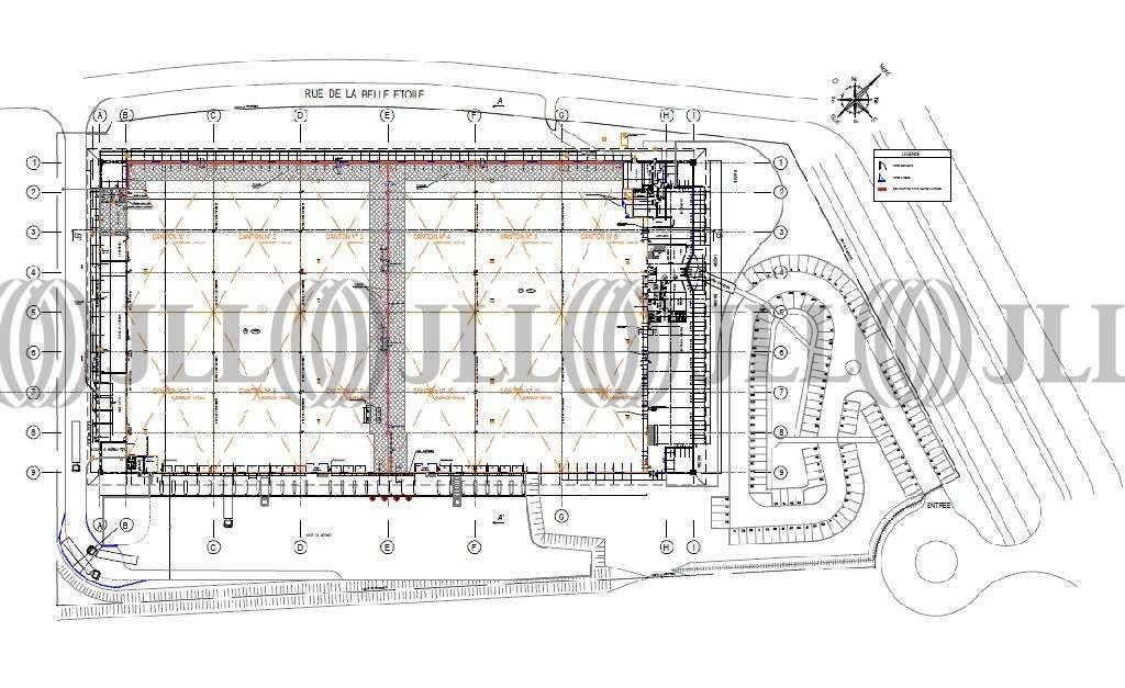 Activités/entrepôt Roissy en france, 95700 - PARIS NORD II - 9502250