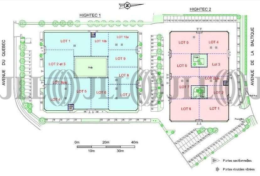 Activités/entrepôt Villebon sur yvette, 91140 - HIGHTEC 1 et 2 - 9502911