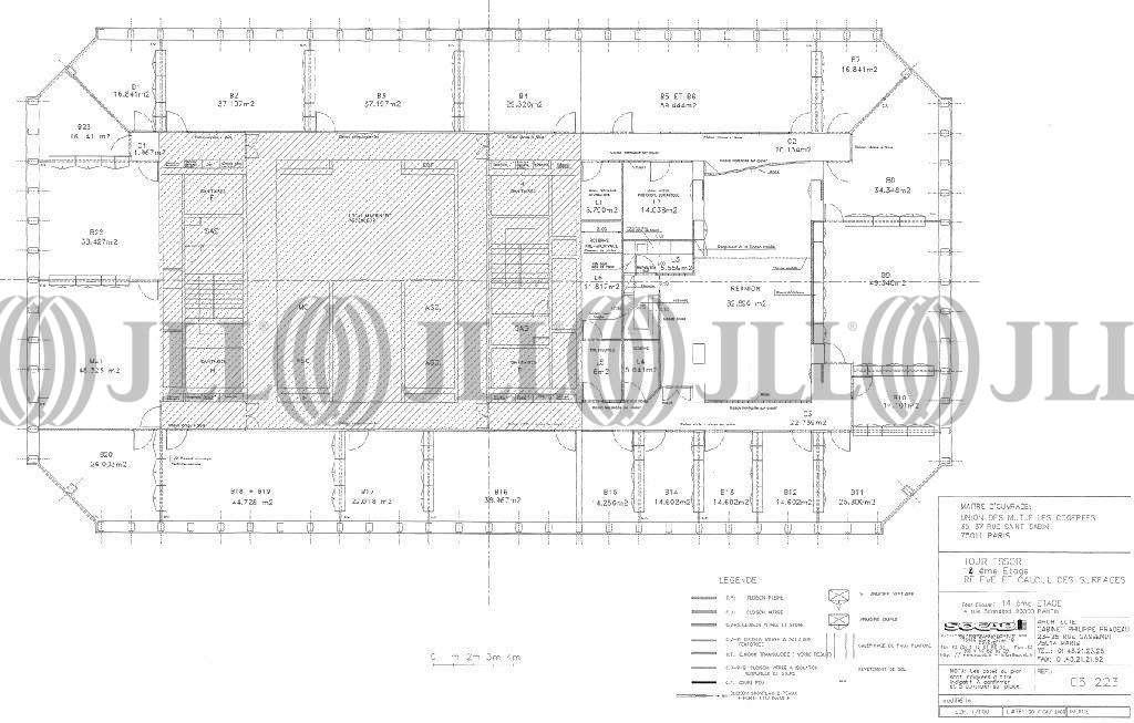 Bureaux Pantin, 93500 - TOUR ESSOR - 9505963