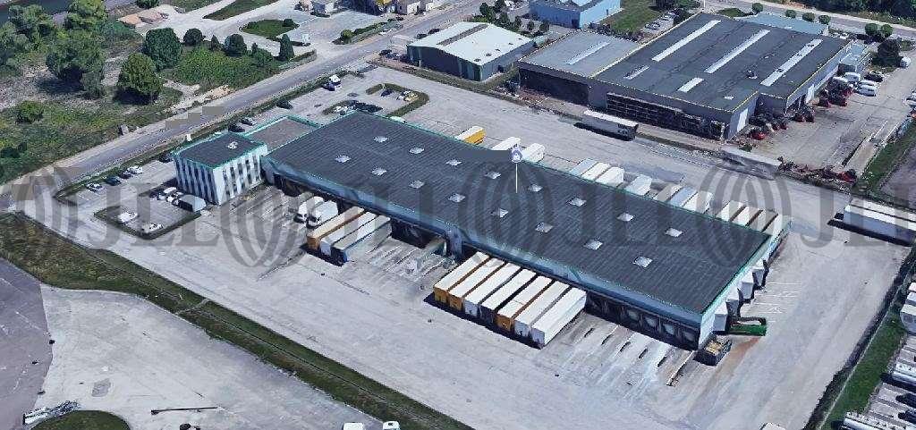 Plateformes logistiques Longvic, 21600 - Location bâtiment de messagerie - Dijon - 9509154