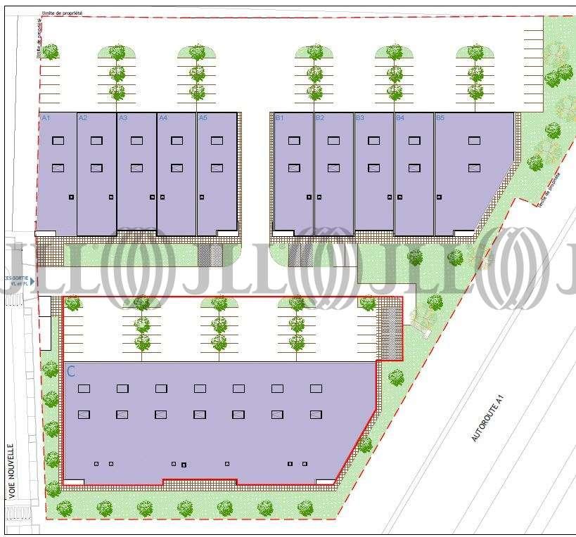 Activités/entrepôt Le blanc mesnil, 93150 - SEGRO BUSINESS PARK LE BLANC MESNIL - 9511042