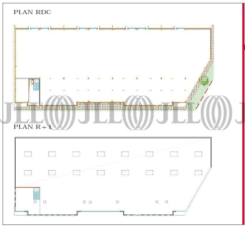 Activités/entrepôt Le blanc mesnil, 93150 - SEGRO BUSINESS PARK LE BLANC MESNIL - 9511043