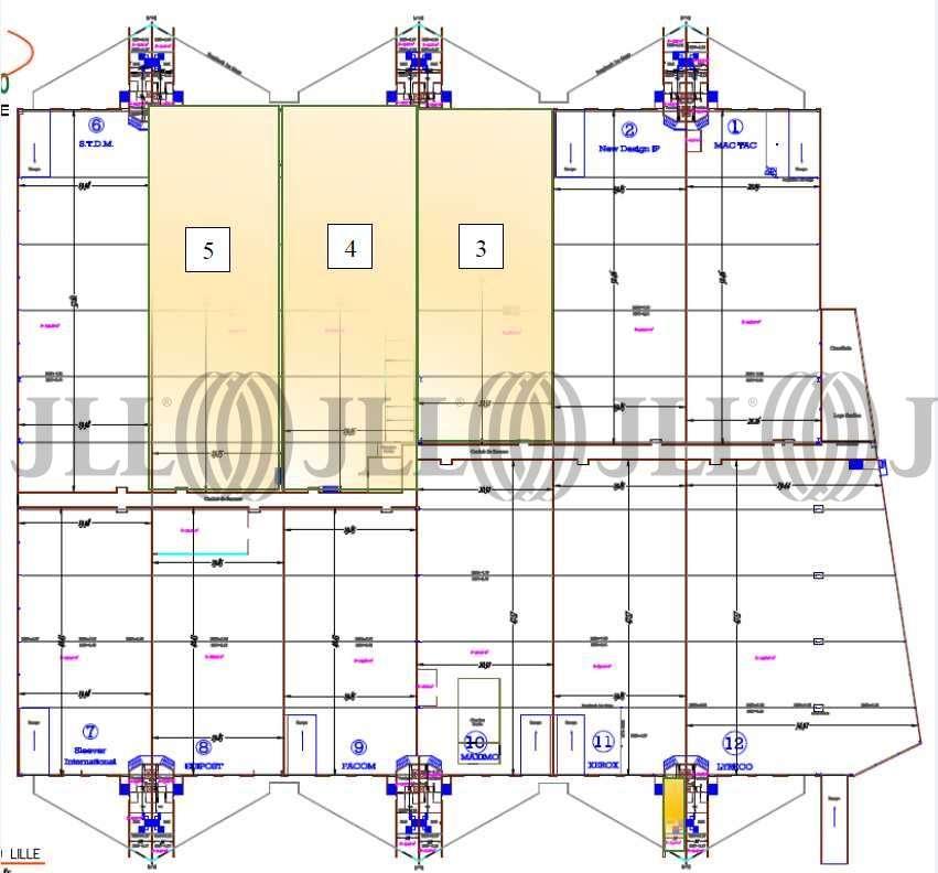 Activités/entrepôt Morangis, 91420 - IDF SUD / POLE D'ORLY - 9511271