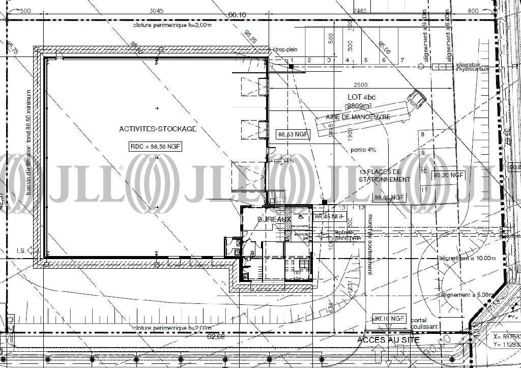 Activités/entrepôt Chilly mazarin, 91380 - ZAC DE LA BUTTE AUX BERGERS - 9512273