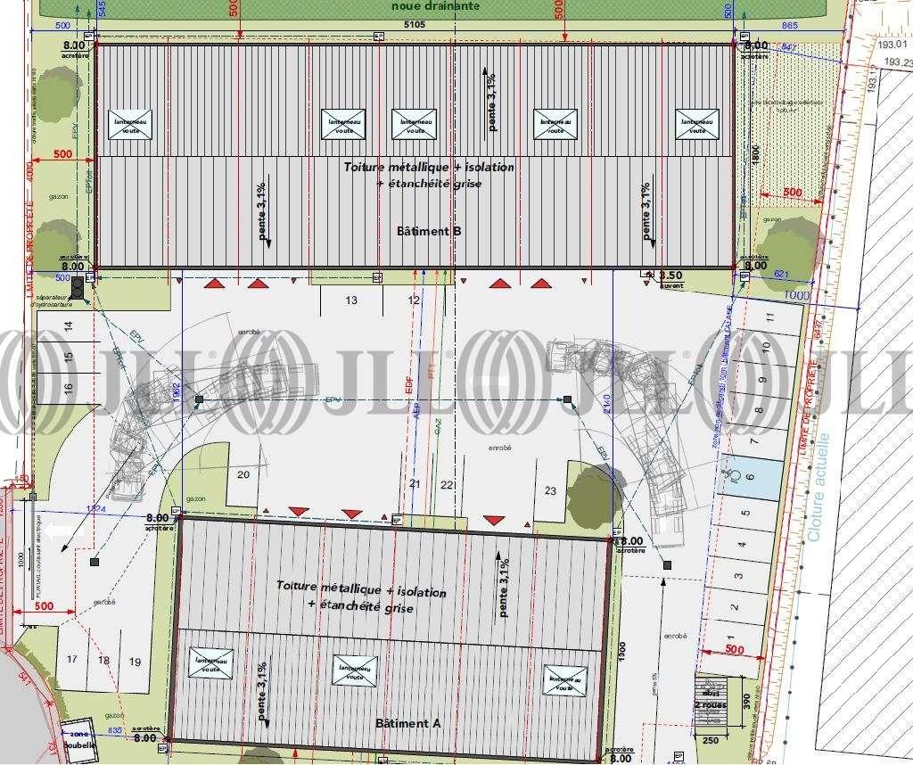 Activités/entrepôt Dagneux, 01120 - Parc d'activité et de bureaux - Dagneux - 9513126
