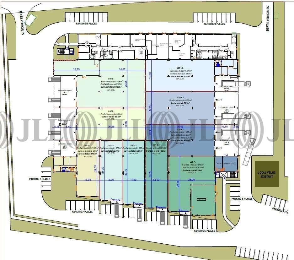 Activités/entrepôt Montigny le bretonneux, 78180 - ZONE D'ACTIVITE DE L'OBSERVATOIRE - 9515433