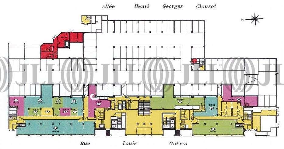 Bureaux Villeurbanne, 69100 - LE PATIO - 9515724