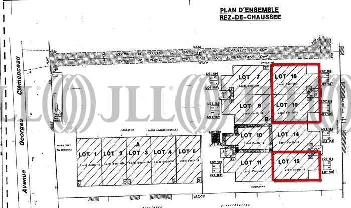 Activités/entrepôt Villepinte, 93420 - PARC CLEMENCEAU - 9518370