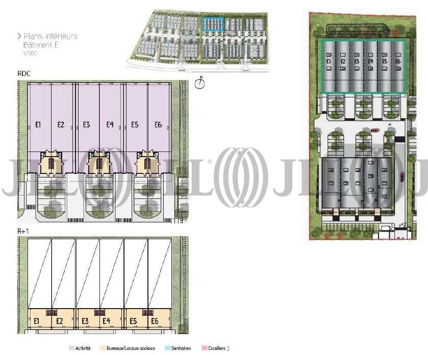 Activités/entrepôt Bussy st georges, 77600 - ZAC LEONARD DE VINCI - 9520971