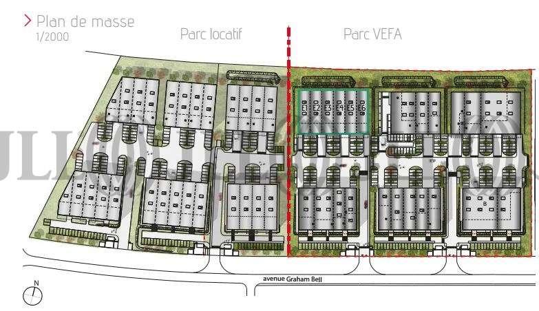 Activités/entrepôt Bussy st georges, 77600 - ZAC LEONARD DE VINCI - 9520972