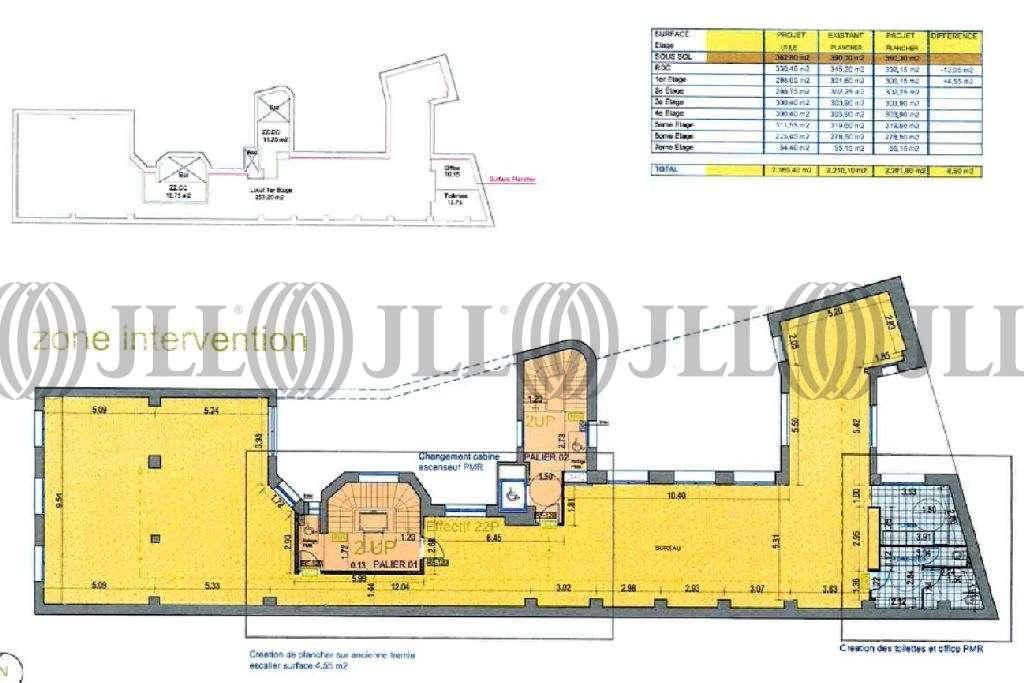 Bureaux Paris, 75008 - 3 RUE D'EDIMBOURG - 9523120