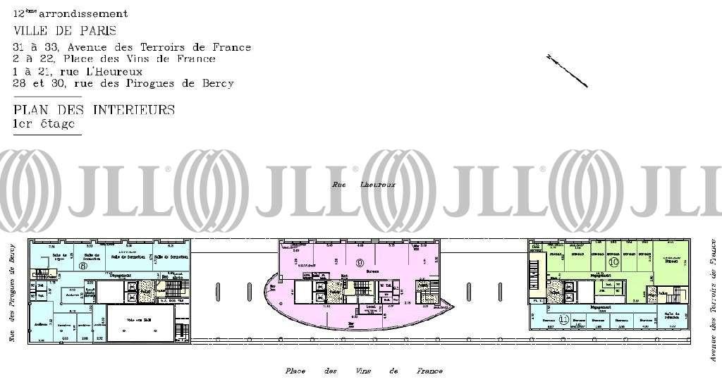 Bureaux Paris, 75012 - PARIS  BERCY - 9525946