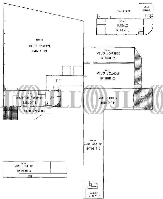 Activités/entrepôt Epinay sur seine, 93800 - 189-193 ROUTE DE SAINT LEU - 9528110