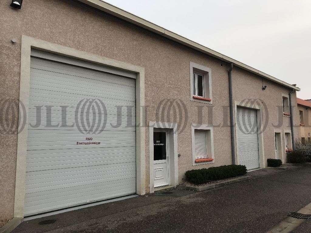 Activités/entrepôt Toussieu, 69780 - Bâtiment industriel à louer - Toussieu - 9529601