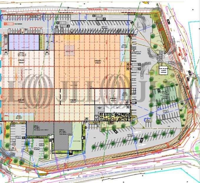 Activités/entrepôt Chaponost, 69630 - Proche Lyon : locaux d'activité - Négoce - 9529867